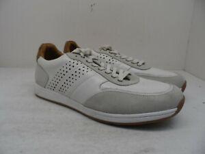 Florsheim Men's Fusion Sport Lace Up Casual Shoe 14276-100 White 9.5W