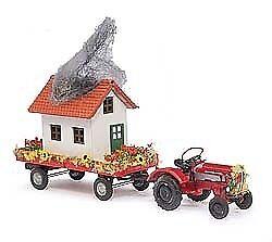 Umzugswagen Feuerwehr 50002 von Busch