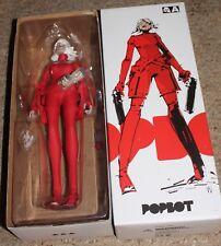 3A ThreeA Red Devil Sham Manchester Assault 3aa Popbot Figure Complete #65 1/6