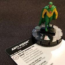ANTI-VISION - 014 - Uncommon Figure Heroclix Avengers Infinity Set #14