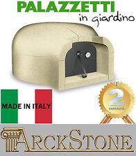 ARCKSTONE Forno Legna Cemento Refrattario Casa Palazzetti in Giardino Smile 100
