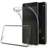 Dünn Slim Cover Huawei P8 Lite Handy Hülle Silikon Case Schutz Tasche