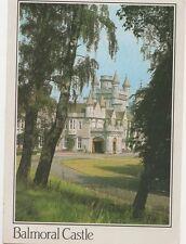 Balmoral Castle 1990 Postcard  203a