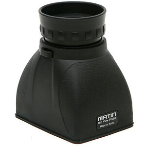 """Matin LCD VIEW FINDER 3.2"""" VF 2x Loupe Magnifier Hood for D-SLR Camera Video"""
