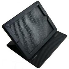 Piel Frama Cine Genuine Leather Case & Stand Para Ipad 2-Negro
