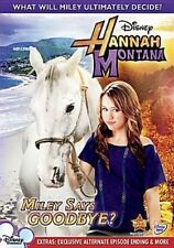 Hannah Montana Miley Says Goodbye 0786936796407 DVD Region 1