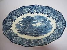 Wedgwood - Woodland - Platte - Blau - 35,5 x 28 x 3,5 cm