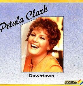 Downtown by Petula Clark (CD)