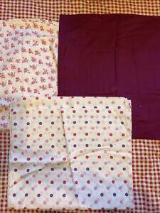 Pink/Purple Pillowcase Bundle/Lot