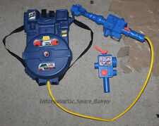 1985 Kenner Ghostbusters Kid Sized Role Play Proton Pack & Gun & PKE Meter