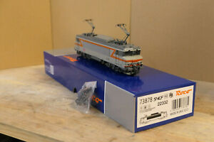 Locomotive BB 22332, SNCF Ep VI digital son - HO 1/87-ROCO 73878 en parfait état