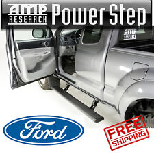 AMP Research PowerStep Running Boards Plug&Play 2013-2016 Ford F-250 w Light Kit