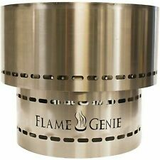Flame Genie Wood Pellet Fire Pit, Brand New