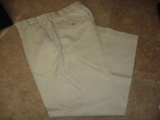 Mens Bone TIGER WOODS GOLF Stretch Dress Pants 32 x 31