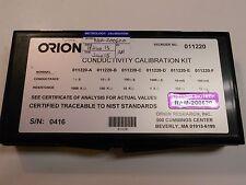 New listing Orion Conductivity Calibration Kit # 011220
