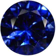 Echter Blauer Runder Saphir 3.5mm