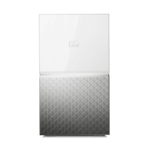 WD My Cloud Home Duo 8TB Certified Refurbished Personal Cloud Storage Hard Dr...