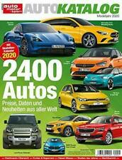 Auto Katalog Modelljahr 2020 - 2400 Autos mit Neuheitenkalender Auto Motor Sport