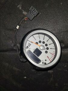 MINI BMW ONE S COOPER R55 R56 R57 INSTRUMENT CLUSTER REV COUNTER PETROL