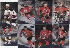 NEW JERSEY DEVILS Team Sets @ $2.50 each - SEE LIST!!