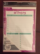 MAMBI NEW RELEASE The Happy Planner Girl FAITH WARRIOR Dry Erase Boards