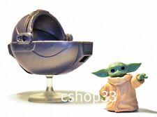 Star Wars Mission Fleet BABY YODA Figure w/ Pram • The Mandalorian 2020
