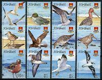 Kiribati Birds Stamps 2008 MNH Bird Definitives Terns Gulls Ducks 12v Set