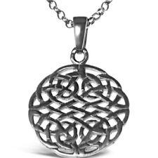 Collares y colgantes de joyería de metales preciosos sin piedras cadena de plata de ley plata