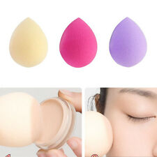 3PCS Pro Beauty Flawless Makeup Foundation Puff Water Droplets Sponge NICE