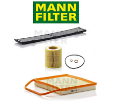 OEM Air Filter Oil Filter AC Cabin Filter Carbon Mann BMW 1 M 135i 335i 335xi