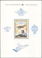 Belgium 1976 Aero Club/Planes/Aviation/Transport/Aircraft/Pilot 1v m/s (b6001a)