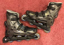 Vintage Viablade Tx7 Inline Skates Men's Size 11. 76 Wheels. Made In Italy Nice!