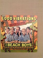 THE BEACH BOYS - Good Vibrations / Lets go,away for a while