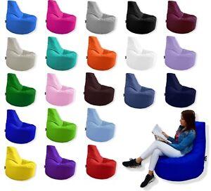 Gamer Sitzsack Sitzkissen Bodenkissen Beanbag  Indoor Outdoor Lounge Sessel NEU