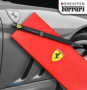 Officially licensed Sheaffer Ferrari Intensity Carbon Fibre Ballpoint Pen 950851