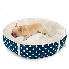 Dog Bed Cat Bed Reversible Pet Bed for Small or Medium Dogs Cats Cushion