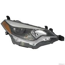 OEM TOYOTA COROLLA PASSENGER SIDE HEADLAMP 81110-02E60 FITS 2014-2016