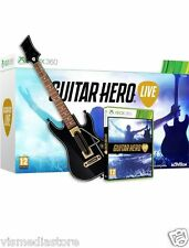 Guitar Hero LIVE Collector's Edition 2015 + Guitar Controller Xbox360 Pre Order!