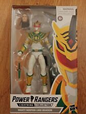 "Hasbro Lightning Collection Power Rangers 6"" Mighty Morphin Lord Drakkon"