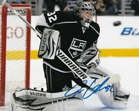 Jonathan Quick Autographed Signed 8x10 Photo ( Kings ) REPRINT