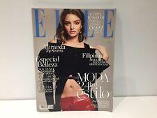 Revista Magazine ELLE Noviembre 2016 nº 362 - Moda 24h de estilo - Español