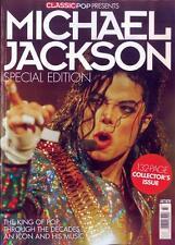 MICHAEL JACKSON - SPECIAL EDITION: Souvenir tribute 132 page UK magazine 2016