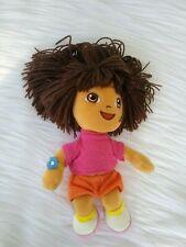 Ty Beanie Babies DORA the Explorer Beanbag Plush Toy