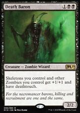 Death Baron | NM/M | Magic Game Night (M19) | Magic MTG