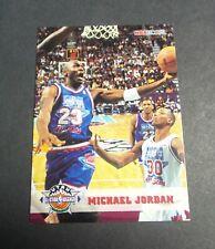Michael Jordan 1993-94 Hoops AS #257 Chicago Bulls