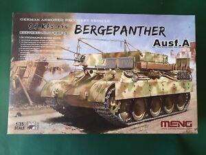 1/35 MENG Bergepanther Ausf.A