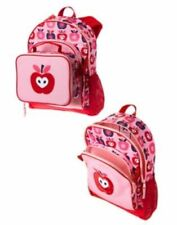 NWT GYMBOREE APPLES BACKPACK w/ MATCHING LUNCHBOX NWT SCHOOL BAG
