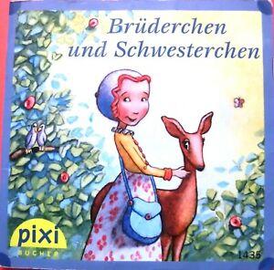 Pixi Buch Nr. 1435 -  Brüderchen und Schwesterchen -  1. Auflage 2006
