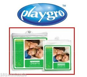 PLAYGRO In Your Dream Premium KING SINGLE WATERPROOF MATTRESS PROTECTOR Fitted
