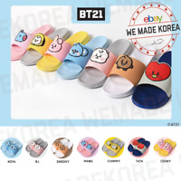 BT21 Bebe Slipper Baby Indoor Slipper 230mm~260mm K-Pop Authentic Official Goods